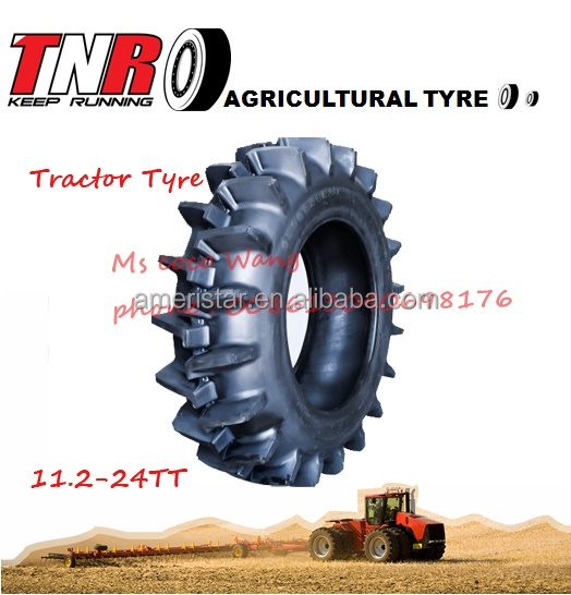 Super paddy field tyre Agricultural Tire tractor tyre 11.2-24