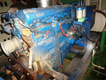 for sale MAN D2866TE DIESEL ENGINE