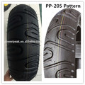 China motorcycle tires 120/70/12 120/90/10 support free sample
