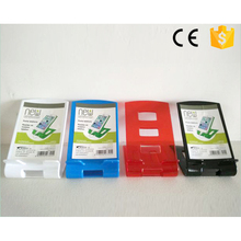 Latest made in China sample style plastic mobile phone stand newest plastic mobile phone display stands