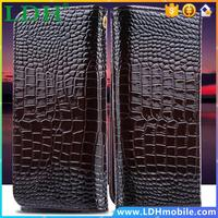 6S Luxury Retro Crocodile Pattern PU Leather Slim Case For iPhone 6 6S Flip Wallet Card Holder Phone Cover For iPhone 6