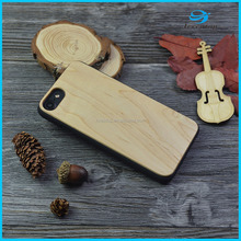 Black Maple Wooden Phone Case for iphone 7 plus Case,Wholesale Price Wood Phone Cover for iPhone,mobile phone accessories