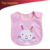 Soft neck closure for a great fit baby burp cloths waterproof baby bibs