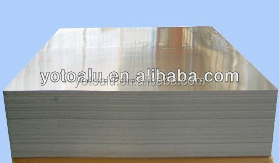 2015 hot selling 1 series plain Aluminum sheet for circuit board