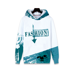 dye sublimation print hoodies with pocket for women pullover sweatshirts
