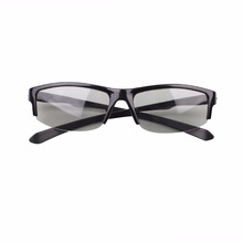 Cinemas Circular Polarized 3D Glasses For Movies And TV