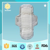 Free samples Pure cotton sanitary pad manufacturers