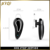 D9 factory direct sale One drag two double ear wireless earphone earhook