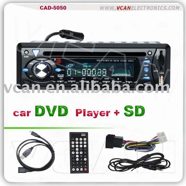 car dvd player without screen