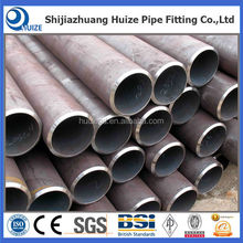 ERW welded low carbon Steel Square/Round/Rectangular Pipe&tube for construction