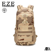Custom 600-denier polyester extreme sports backpack with shoe compartment