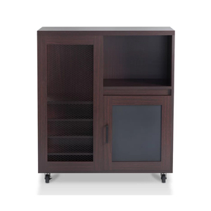 Factory Supply Home Furniture Mini Corner Bar Wine Display Cabinet