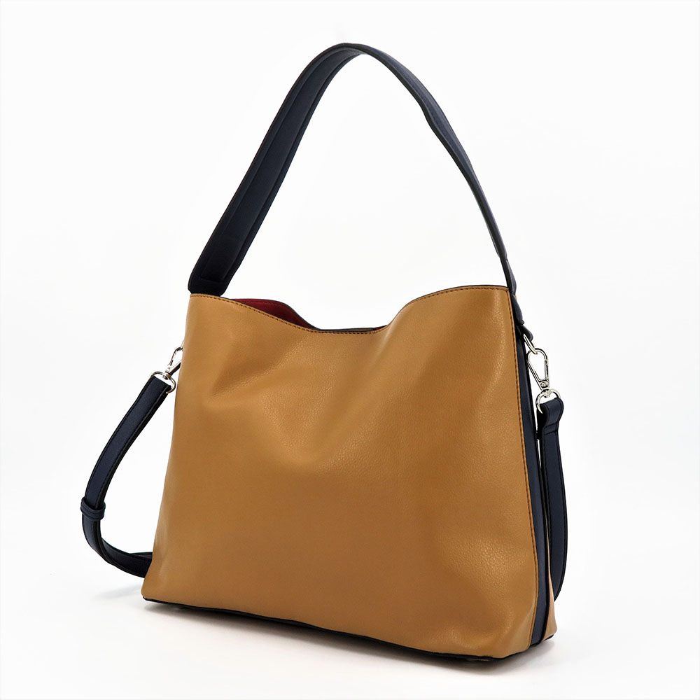 Low MOQ Manufacturer Cheap Large Fashion Hand Bag Hobo Bag