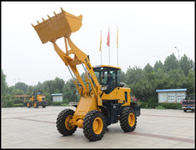 CE certificated high quality Chinese brand new mini skid steer all-hydraulic telescopic boom loader for sale