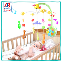 High quality wholesale baby toys musical mobile