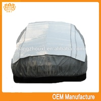 portable hail suppresssion disposable car cover/outdoor car covers hail with manufacture price