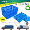 ZJKK805850W Agriculture Plastic Strong Big Foldable