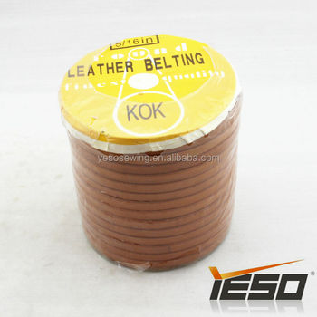 leather sewing machine belts