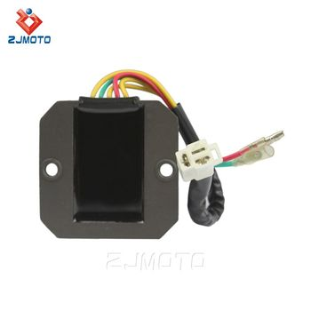 High Quality Aluminum Of Voltage Regulator For Honda CA125 Rebel CMx 250 Rebel