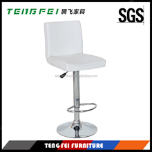 Certificated Used commercial bar stool, with 330 hight gas lift and 360 degree swivel!