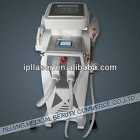 Spots/age pigment/ freckle/ removal ipl,rf,laser in 1 high-tech machine
