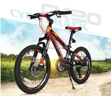 NEW MODEL 21 Speed Mountain Bikes 20'' children Aluminum mountain bike 27.5