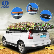 Personalized Aluminum Magnesium Folding Car Shelter