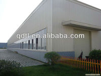 Modern Design Engineered Steel Structure Car Workshop Made in China