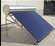 stainless rooftop solar water heater