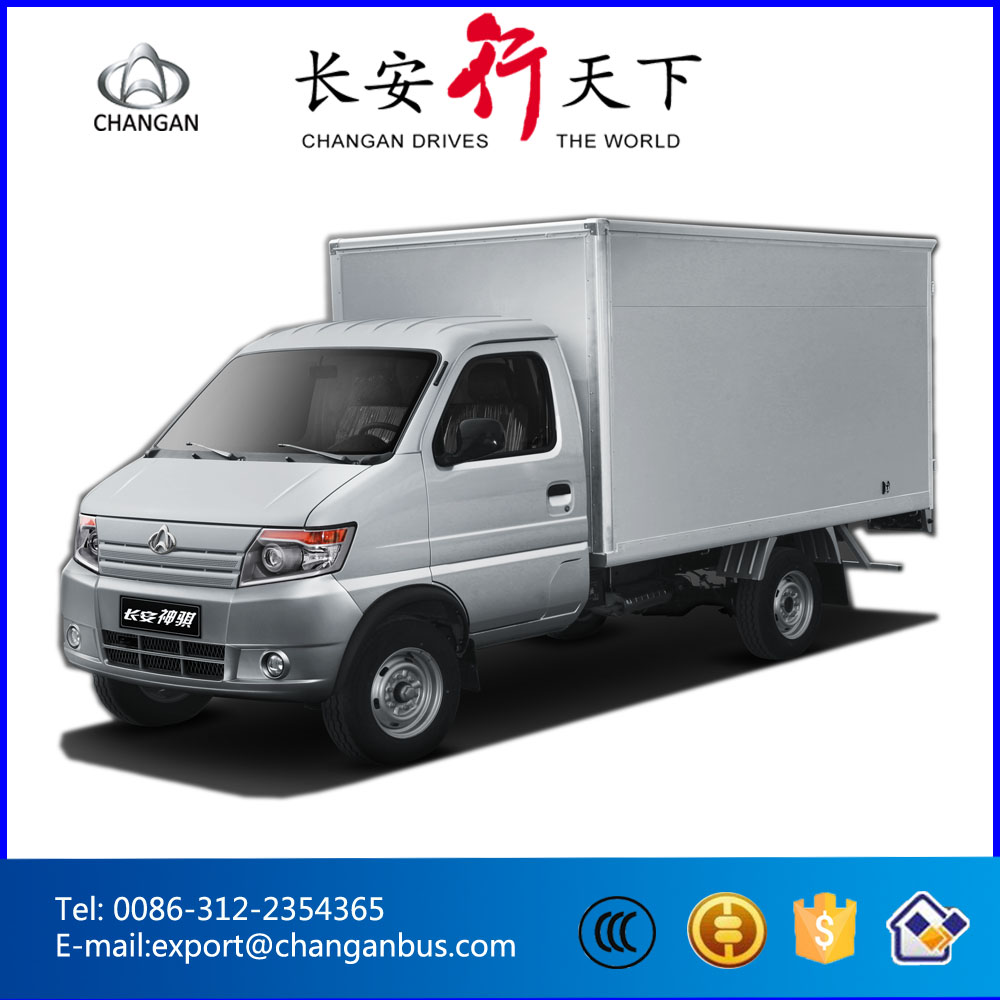 Changan 2016 1.3L gasoline composite cargo van and cargo mini truck