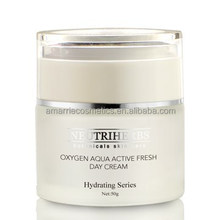 Rejuvenate day/night revitalizing cream aqua active anti ageing professional face cream normal skin