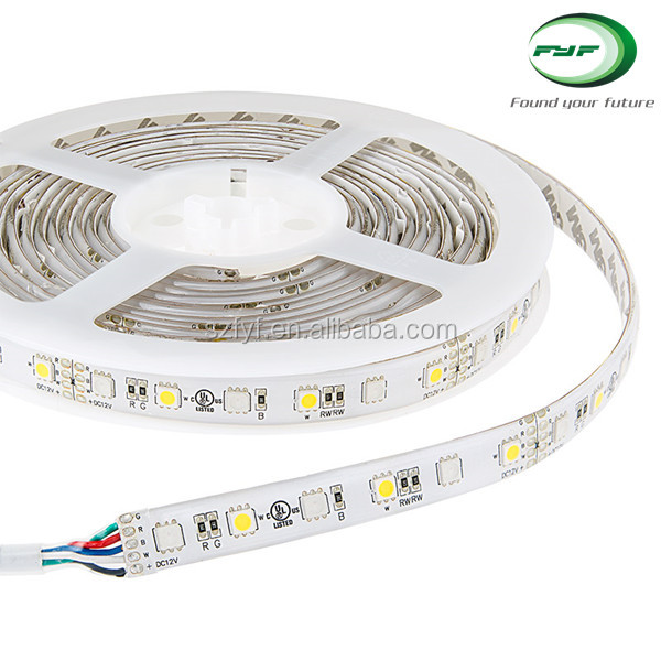 SMD 5050 Led Strip Light Best Quality DC 12V RGB Colorful Waterproof LED Lighting Strips for Home Christmas Tree Decorations