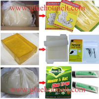 pest control hot melt adhesive rat glue, rat mouse glue trap