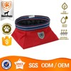 OEM Service Eco-Friendly Material Pet Travel Foldable Collapsible With Bag Dog Drinking Water Bowl
