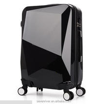 New Design ABS/Polycarbonate Trolley Case with universal wheels
