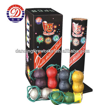 Artillery Shell Fireworks Reloadable shells Hot Sale