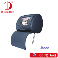 Best headrest cover for car dvd