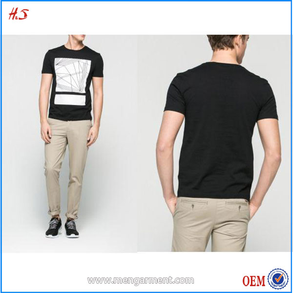 Custom T Shirt Printing Machine New Products XXXXL Box Shape Product Line Cool Man Needs Fashion Style Best Slim Fit Clothes Top