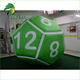 Custom Hanging Inflatable Cube Balloons / Decorative Helium Giant Dice for Advertising