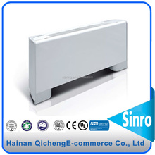 Chilled Water Air Conditioning Floor Standing Fan Coil Unit