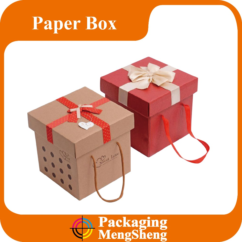 wedding door gift box, wedding sweet packing box, box wedding invitation