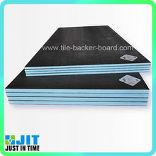 Fiberglass mesh polystyrene tile backer board