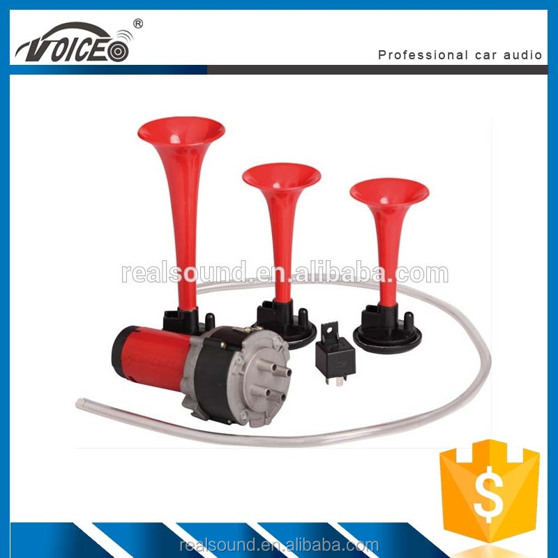 wholesale 12v air pressure horn,air horn and whistle,electric cow horn