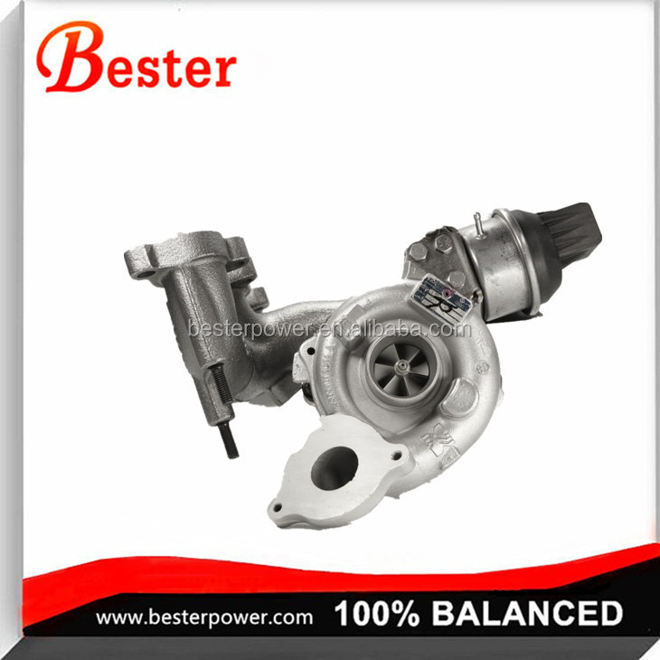 BV43 Turbo 53039880206 03L253056AX Turbocharger for Audi A3 2.0L TDI (8P/PA) Engine CBAA CBAB