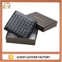 Brand fashion Leather Gifts sets men wallet