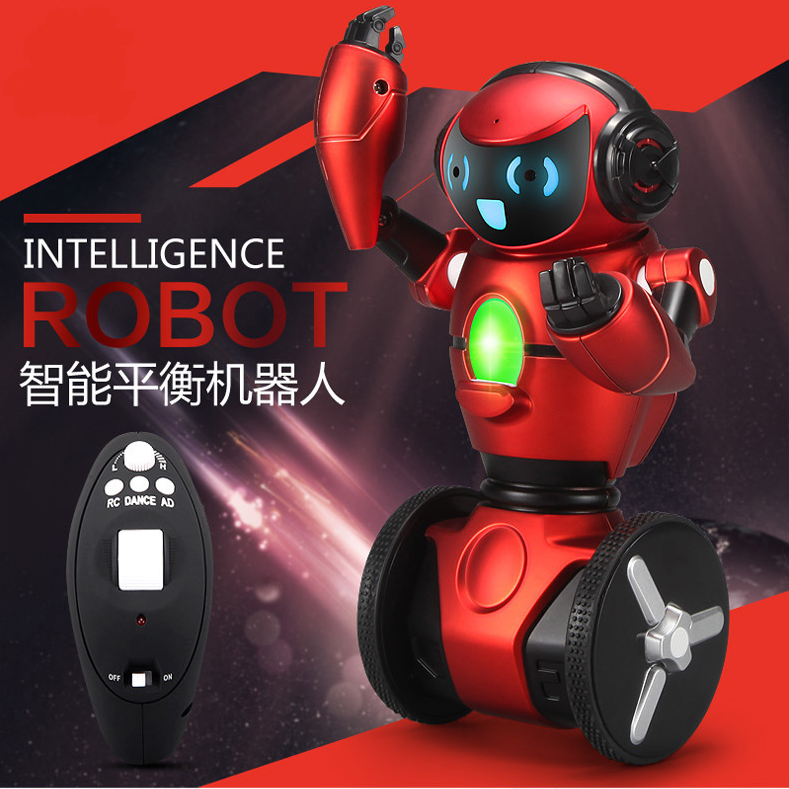 2.4G RC Robot Toy Intelligent Robot with weight bearing capacity