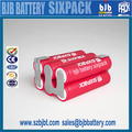 Customized Lithium Battery Pack 12V 8800mAh 3s4p,made in china tools