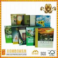 Good quality language translation books printing