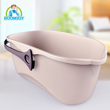 Hot selling 10L plastic mop bucket high quality houseware bucket