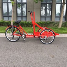 non-electric ice cream cargo bike 3 wheel tricycle trike/bicycle/city bike